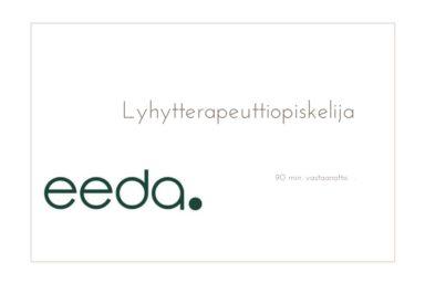 Lyhytterapeuttiopiskelija - Eeda